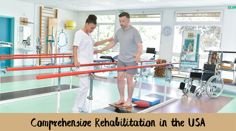 Comprehensive Rehabilitation in the USA